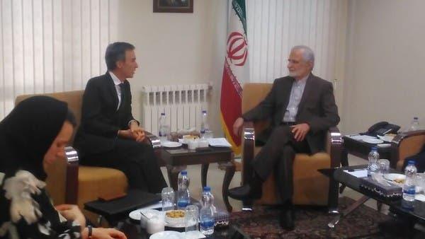 """إيران تؤكد فشل محادثات وزير بريطاني.. """"قضايا مكررة"""""""