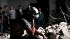 شامی فوج کے ادلب میں واقع علاقوں پر فضائی حملے جاری ، دو بچّوں سمیت مزید چار شہری ہلاک
