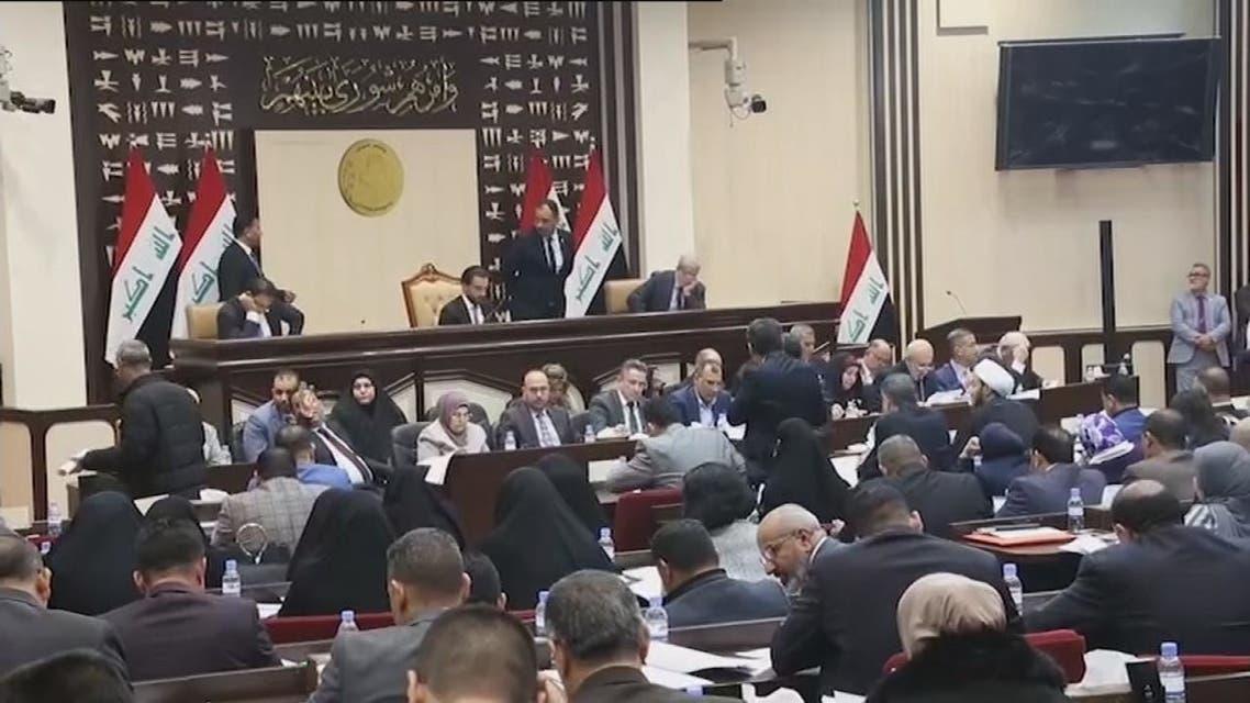 البرلمان العراقي يصوت اليوم على استكمال حكومة عادل عبدالمهدي