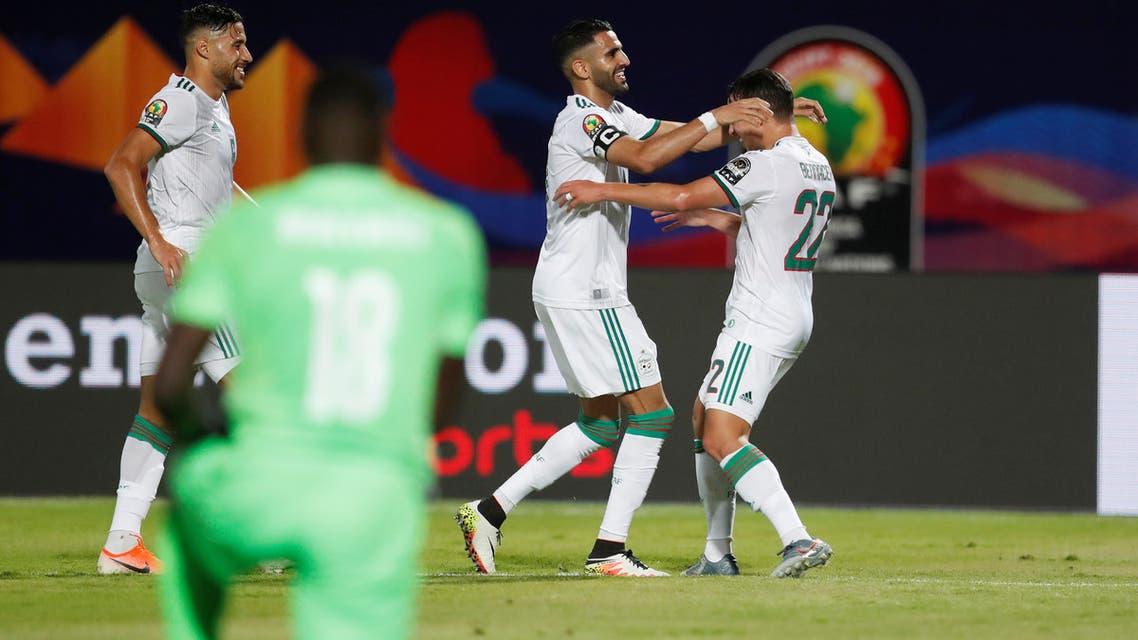 الجزائر كينيا