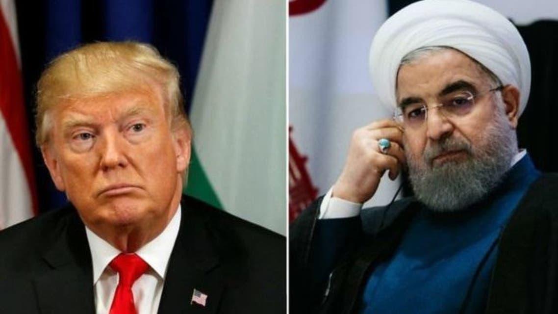 ترمب روحاني