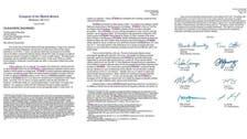 الجزیرہ ''غیرملکی ایجنٹ'' ہے، عوام کو یہ جاننے کا حق حاصل ہے: امریکی سینیٹرز