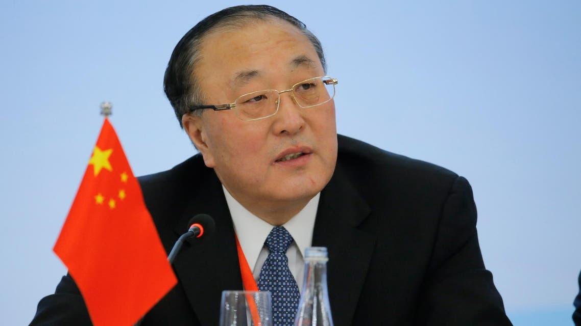Zhang Jun - AFP
