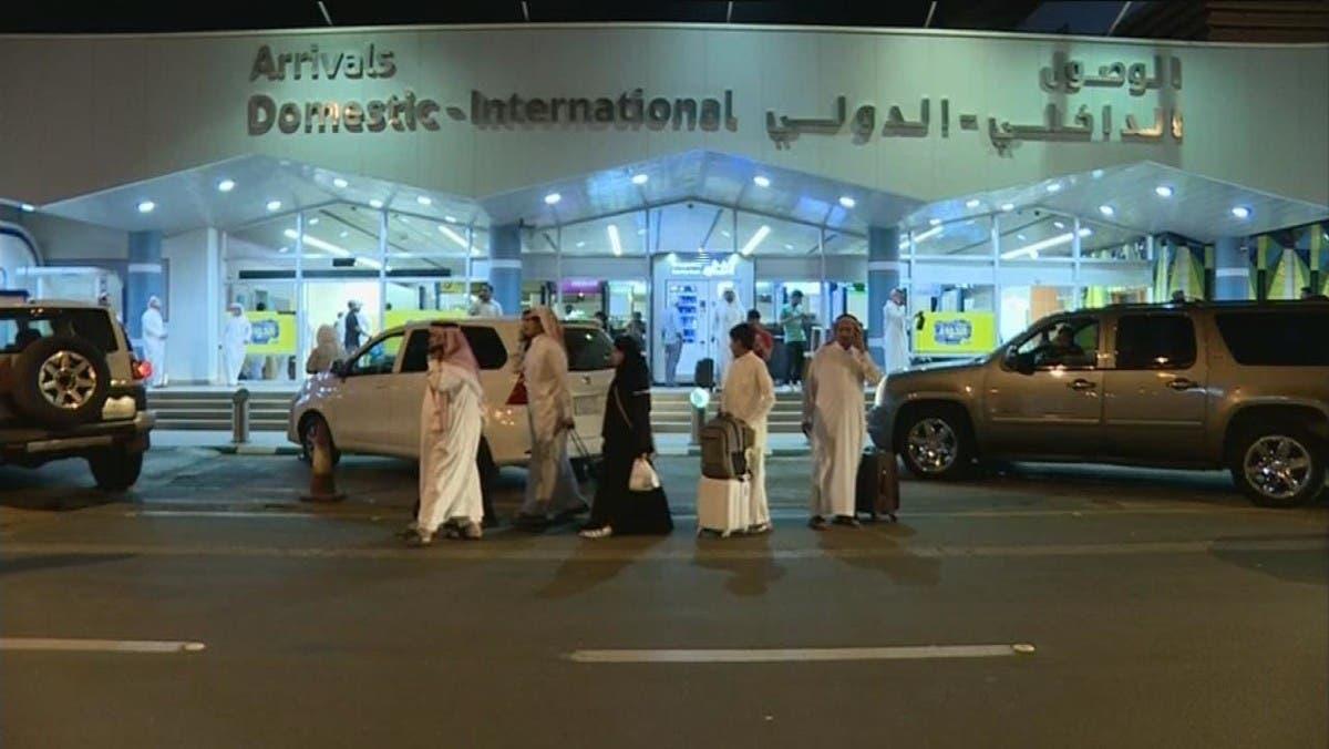 التحالف: السيطرة على حريق بمطار أبها نتيجة استهداف الحوثي
