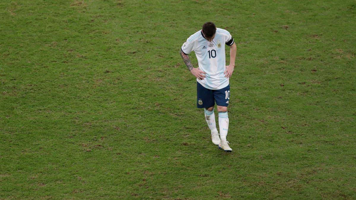 الاتحاد الأرجنتيني: إيقاف ميسي انتهى ويمكنه اللعب أمام الإكوادور