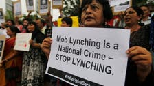 Indian police search for mob that lynched Muslim man on video