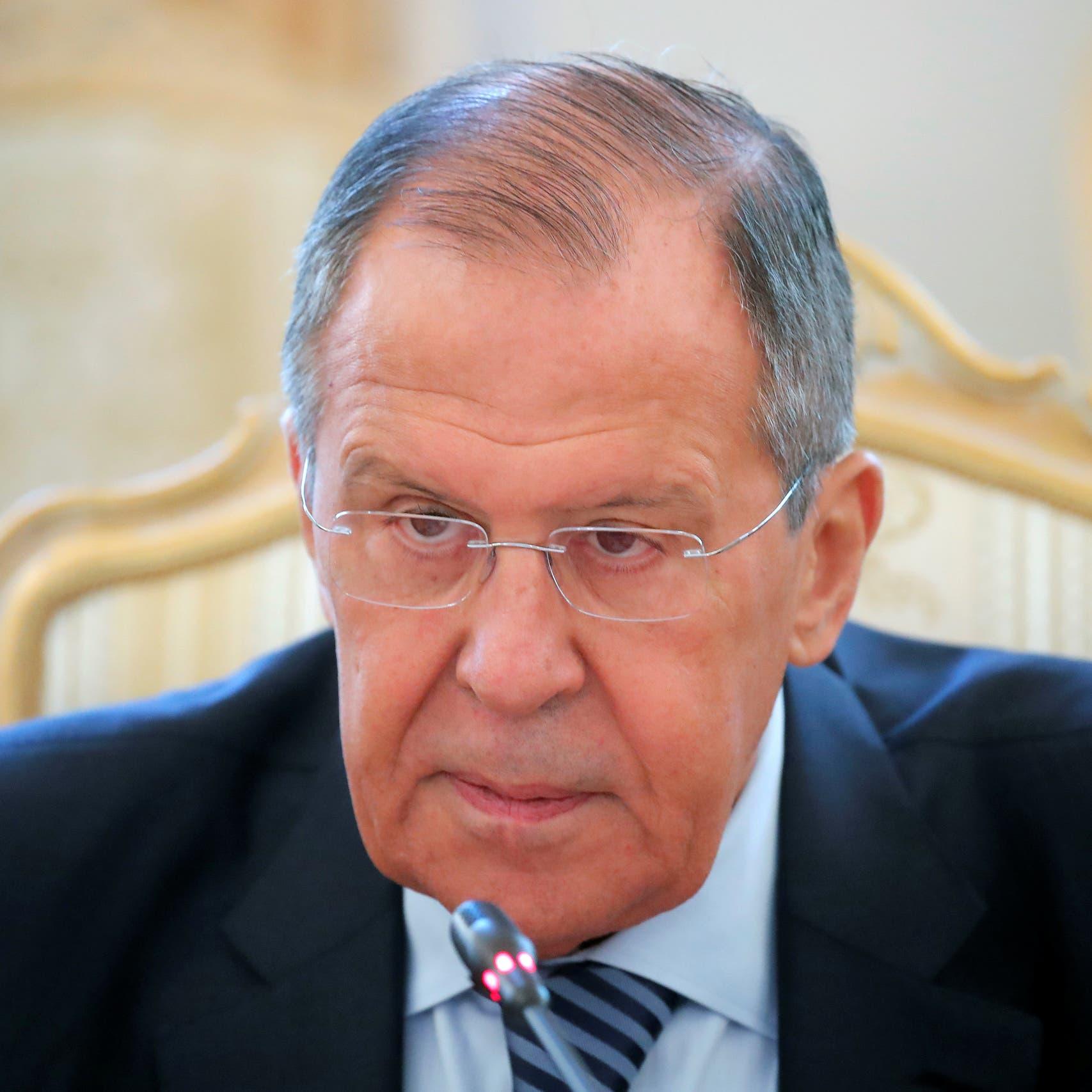 لافروف: الحرب في سوريا انتهت وبقيت بؤر توتر فقط