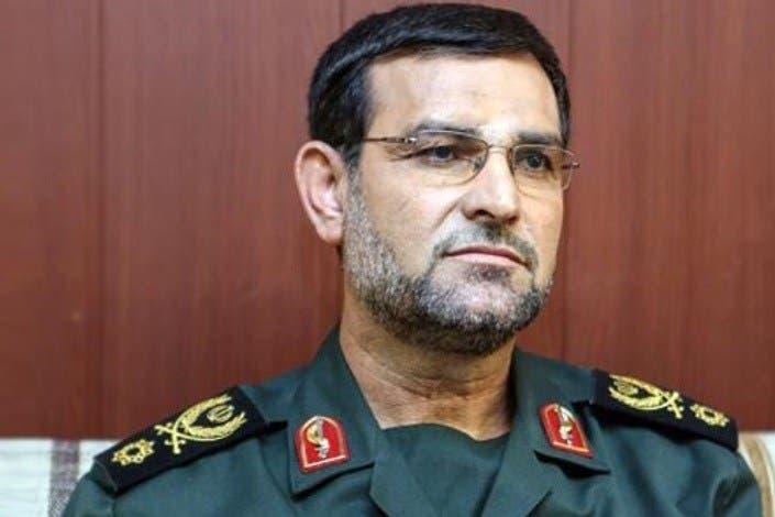علي رضا تنكسيري قائد القوة البحرية للحرس الثوري الإيراني