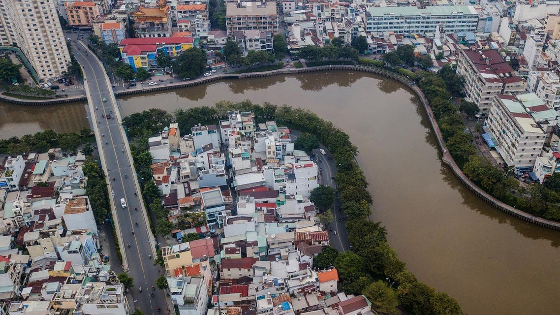 Ho Chi Minh City Vietnam AFP