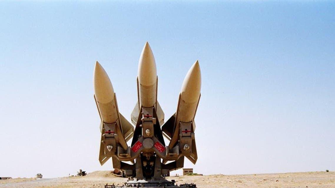 KSA: missiles