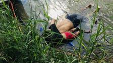 صور مأساوية.. أب يحمي طفلته بقميصه ليغرقا معا على حدود أميركا