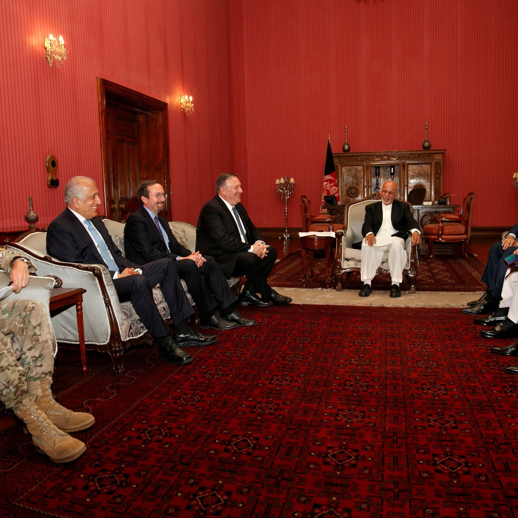 بومبيو من كابول: نأمل باتفاق سلام قبل سبتمبر