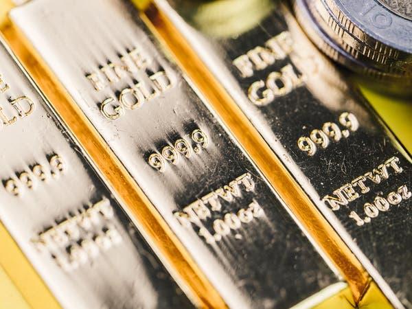 الذهب يتكبد خسائر مع كبح الآمال بخفض أسعار الفائدة