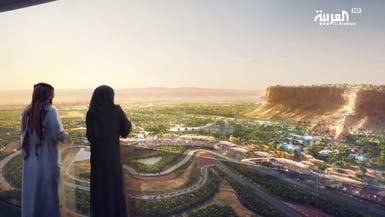 القدية.. تواصل العمل بأضخم مشاريع الترفيه السعودية