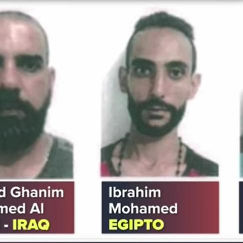 "مصريان وعراقيان ""دواعش"" اعتقلتهم دولتان بأميركا الوسطى"