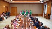 سعودی ارامکو اور جنوبی کوریا کی کمپنیوں کے درمیان 9 ارب ڈالر کے 12 سمجھوتوں پر دستخط
