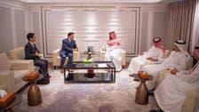 Saudi Crown Prince meets top South Korean business leaders during visit to Seoul