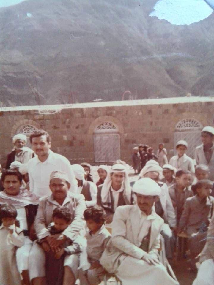 المعلم المصري في اليمن