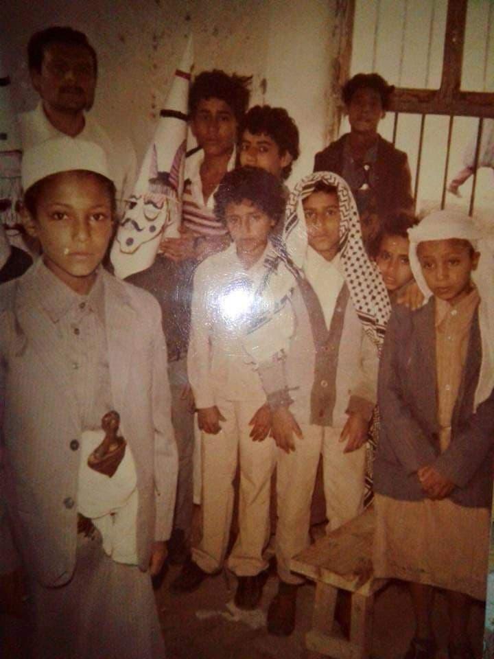 طلاب المعلم محمد الكومي