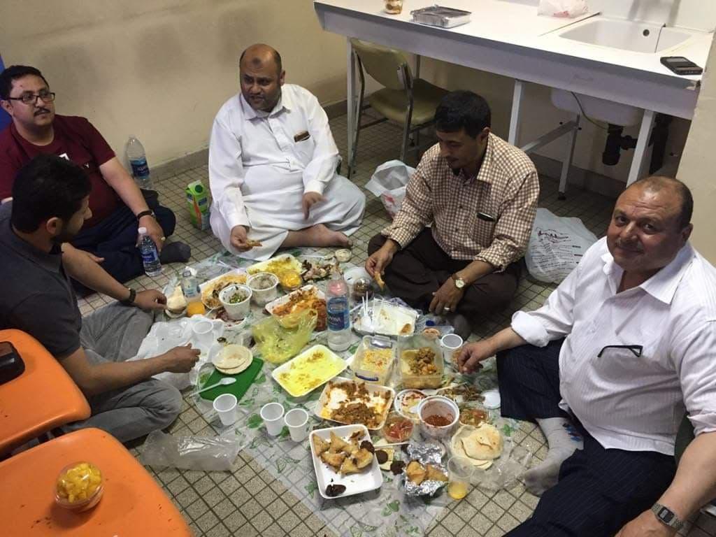 عشاء يمني في القاهرة