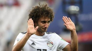 بعد اعتذاره عن الفيديو الفاضح.. عمرو وردة يعود لمنتخب مصر