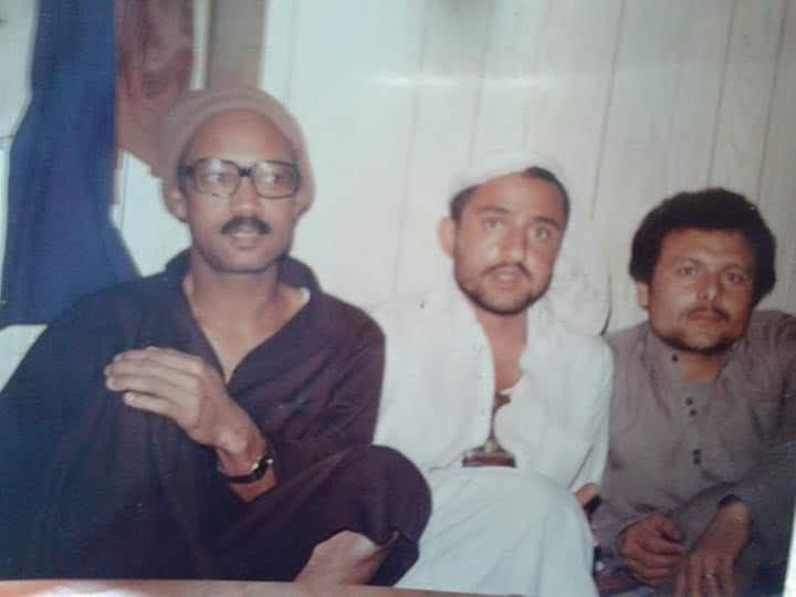 أصدقاء قدامى مع محمد الكومي