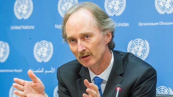 بيدرسون: اللجنة الدستورية ستكون باباً للتسوية للأزمة السورية