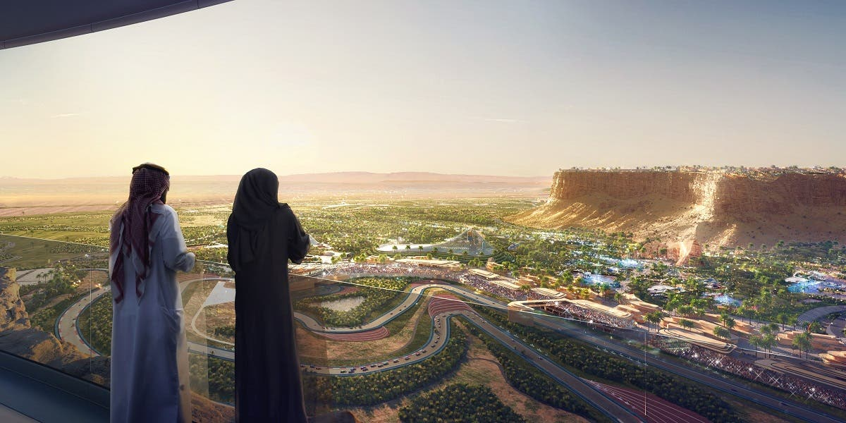 Saudi Arabia unveils masterplan of its Qiddiya entertainment city project