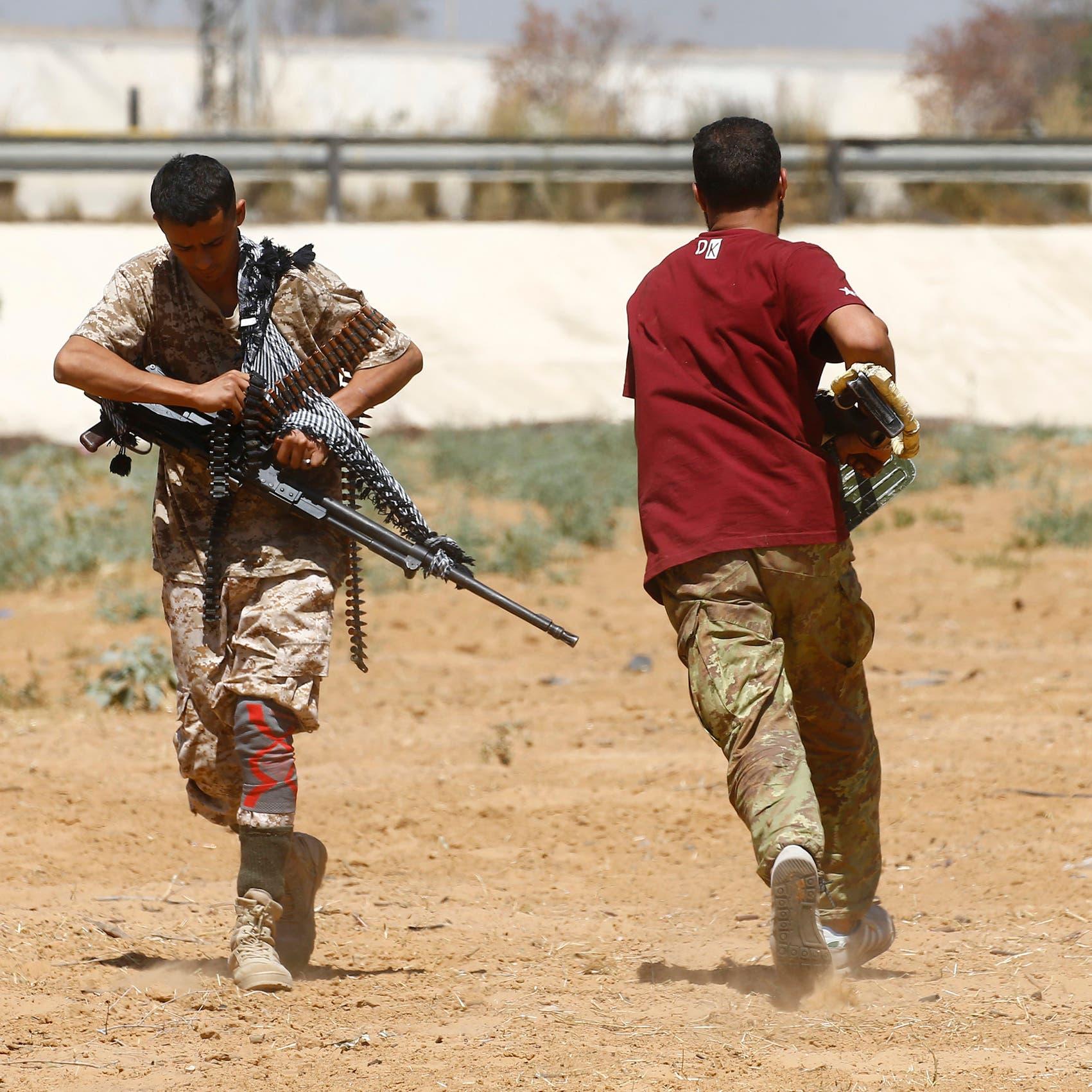 ليبيا.. قوات الوفاق تستعيد السيطرة على مدينة غريان