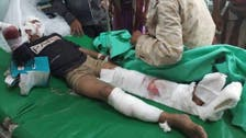 یمن : حوثی ملیشیا کی الحدیدہ میں ہسپتال اور مسجد پر گولہ باری