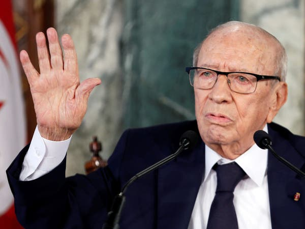 نجل رئيس تونس يكشف تطورات حالة والده الصحية