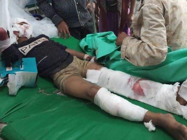 الحوثي يصعد في الحديدة.. قَصْف مستشفى ومسجد
