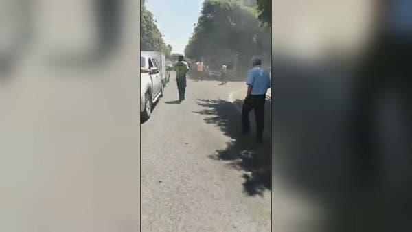 فيديو.. اللحظات الأولى من تفجيري تونس