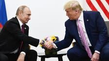 ترمب: علاقتي مع بوتين جيدة جداً