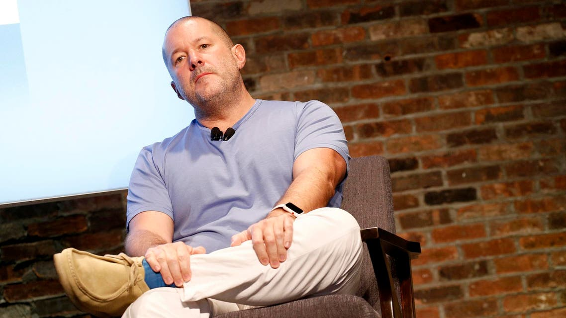 Jony Ive during the New Yorker TechFest on October 6, 2017. (AFP)