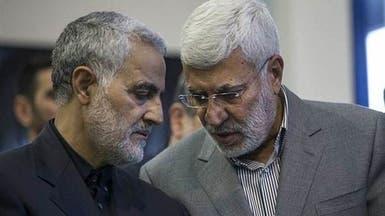 """سليماني في بغداد سراً.. دعوة لضرب """"مصالح أميركا"""""""