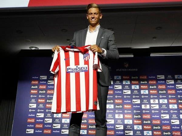 يورينتي: أطمح إلى تحقيق كافة الألقاب مع أتلتيكو مدريد