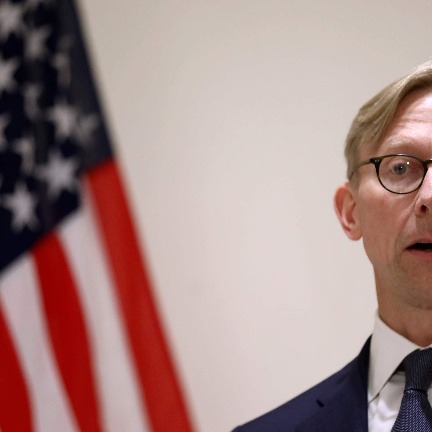 براين هوك: العقوباتلا تؤثر على مواجهة إيران لكورونا