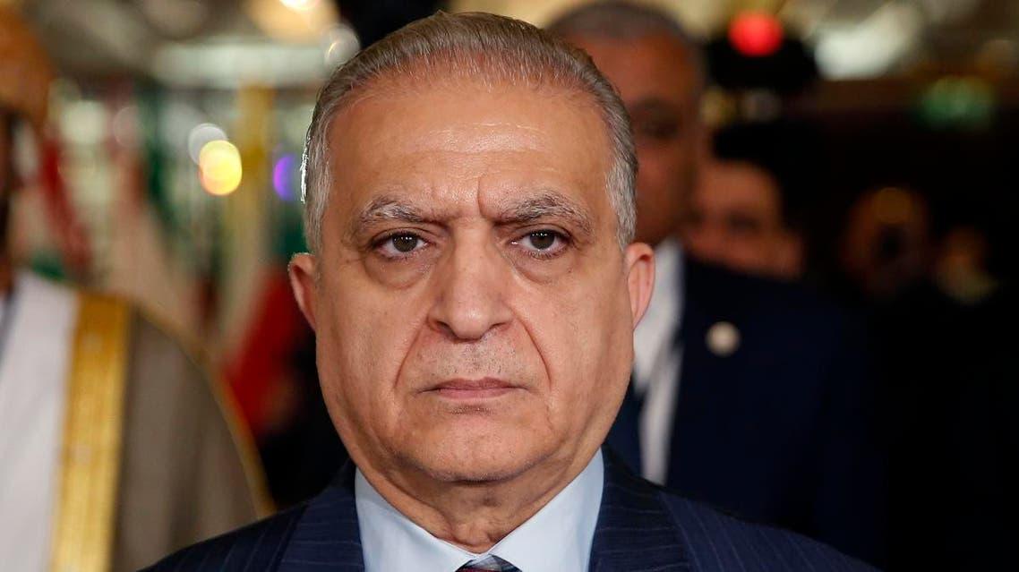 Iraqi Foreign Minister Mohammed Ali al-Hakim. (AP)