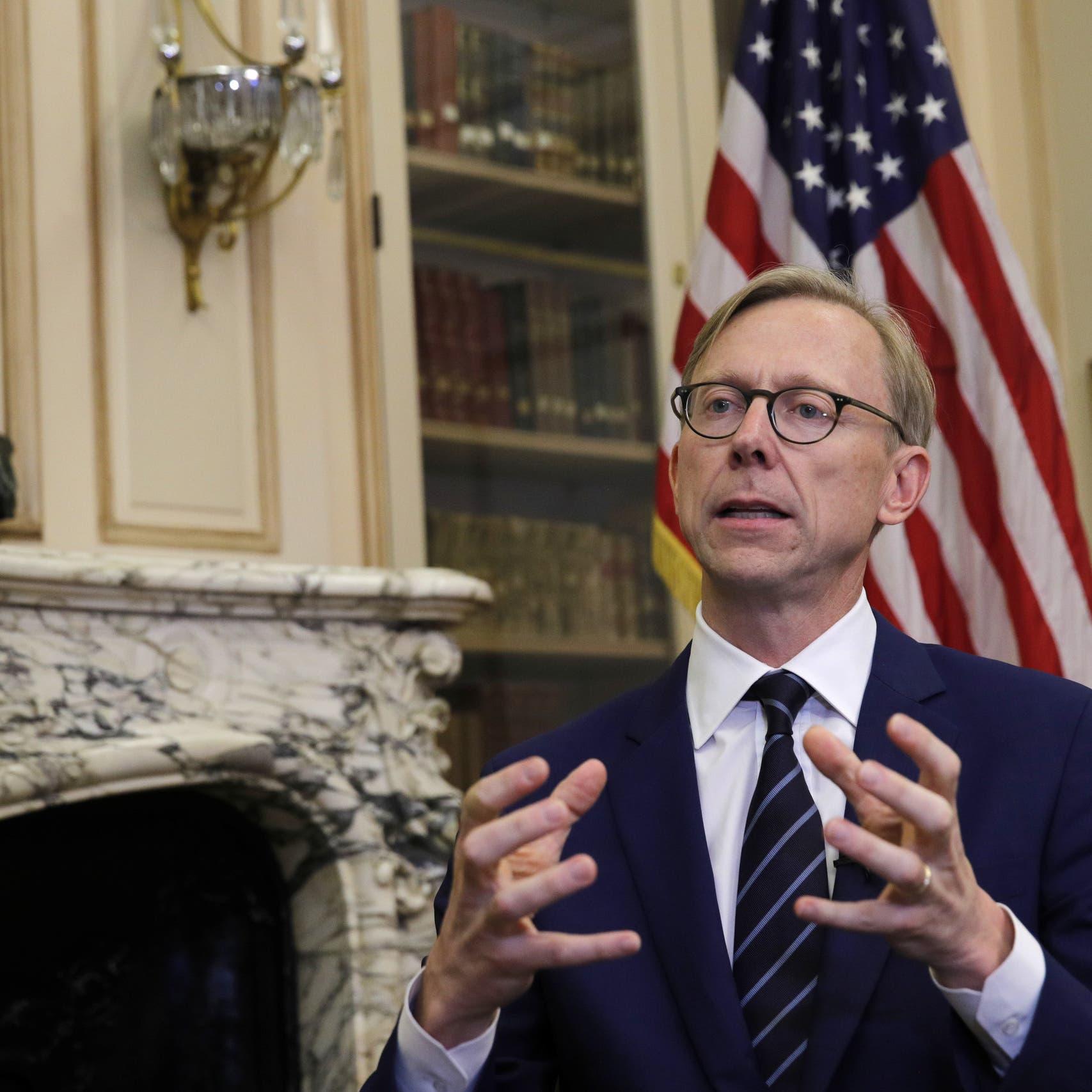 براين هوك: عقوبات قادمة ضد منتهكي الحريات في إيران