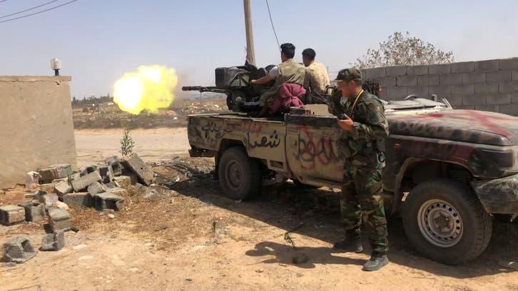 الجيش الليبي يصد هجوماً لقوات الوفاق على بئر علاق