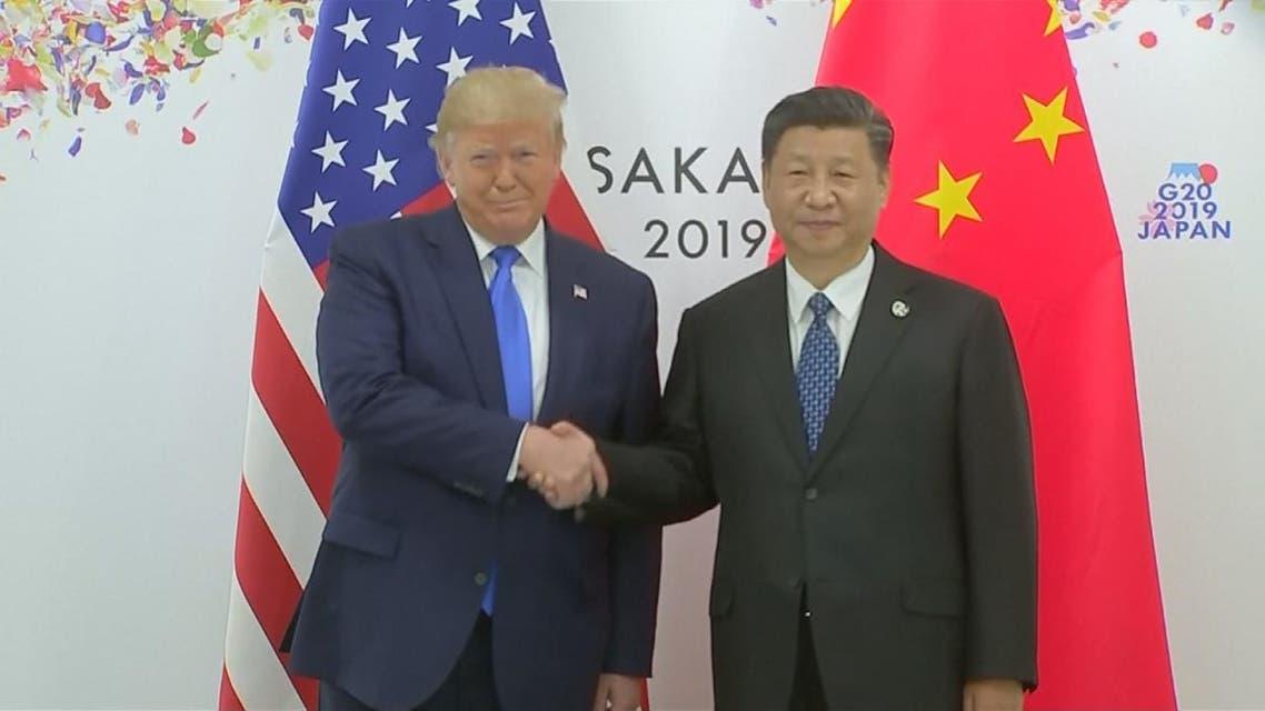 ترمب يلين مع الصين