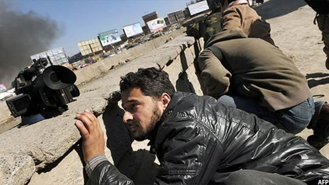 نی: خشونت علیه خبرنگاران در افغانستان امسال 50درصد افزایش یافته است4