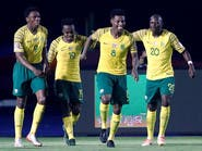 جنوب إفريقيا تحقق فوزها الأول في كأس إفريقيا
