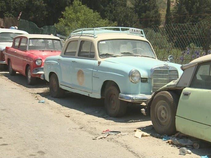 محطات | قرية التوائم - جمع وتصليح المركبات القديمة - ميناء أبي رق