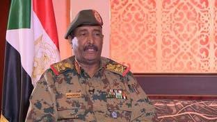 البرهان: نبحث مع وفد أميركي بالإمارات رفع السودان من قائمة الإرهاب