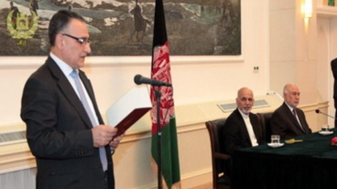 وزیر دولت در امور صلح افغانستان