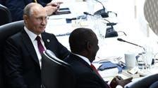Putin brings own mug to G20 summit
