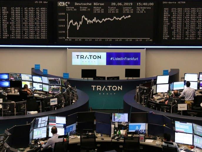 أسهم التجزئة تدعم البورصات الأوروبية