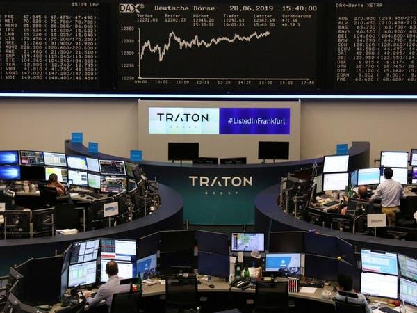 آمال اتفاق التجارة تقفز بالأسهم الأميركية والأوروبية